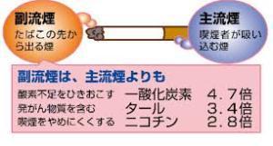 希薄な「副流煙の害」.jpg
